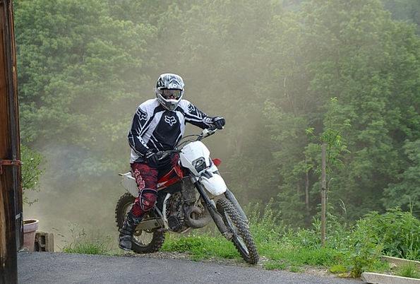 Enduro Motorbike Motorcyclist Biker Motorcycle Mot
