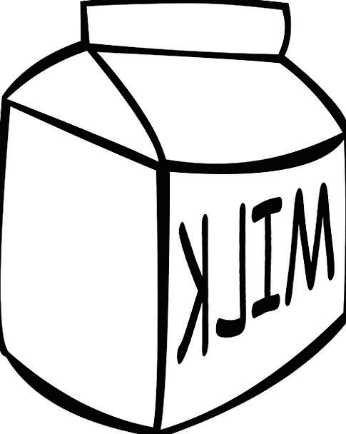 Milk Exploit Drink Box Food Drink Carton White Sno