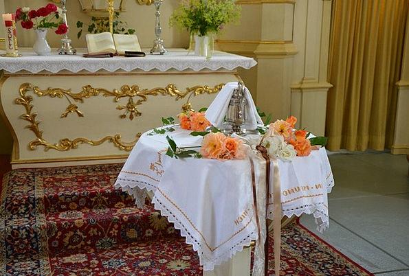 Church Ecclesiastical Initiation Protestant Baptis
