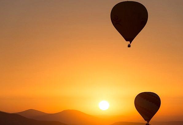 Hot-Air Ballooning Inflatable Cappadocia Balloon D