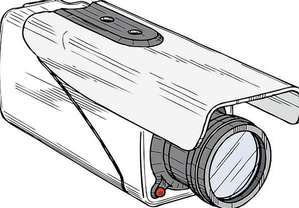 Camera Shadowing Security Safety Surveillance Elec