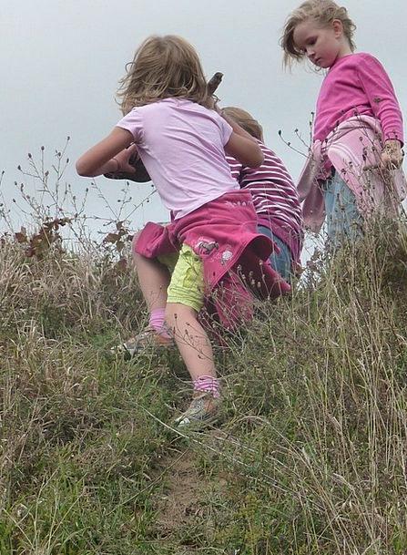 Children Broods Landscapes Production Nature Out A