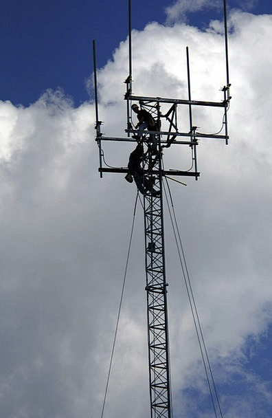 Sky Blue Vapors New Orleans Clouds Repairing Louis