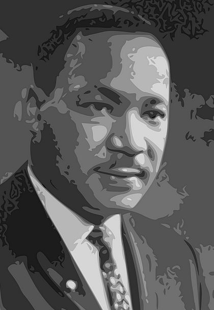 Martin King Monarch Luther Martin Luther King Jr U