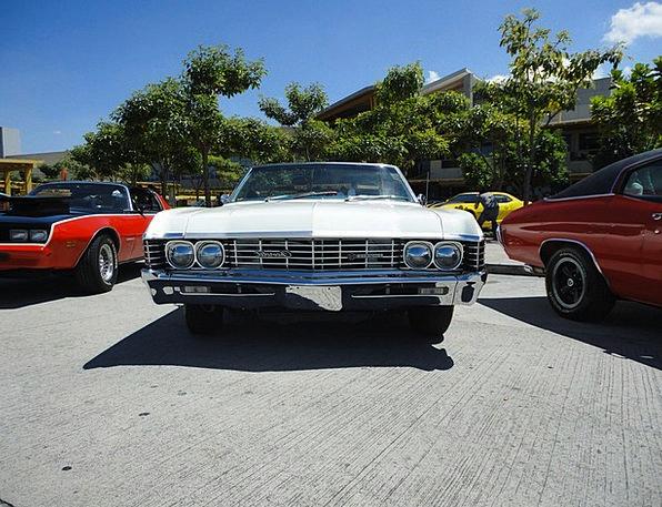 Chevrolet Traffic Carriage Transportation Vintage
