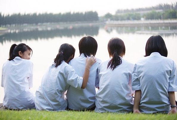 Children Broods Lassies Friends Networks Girls Tha