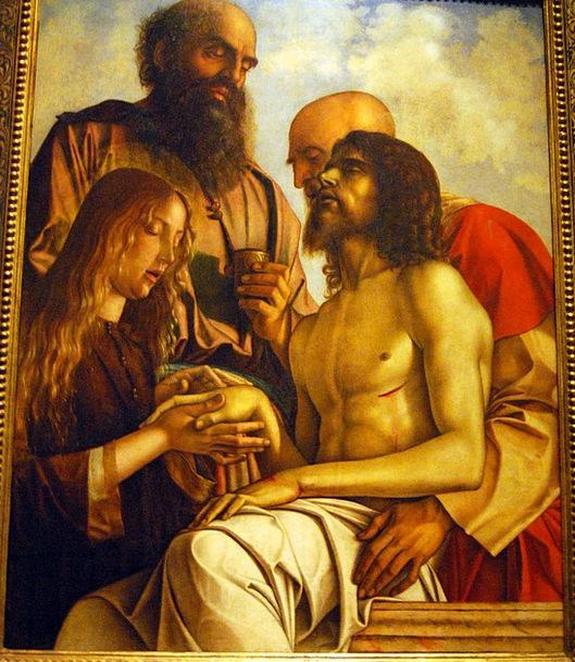 The Framework Image Giovanni Bellini Painting Vati