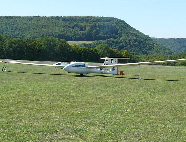 Glider, Hover, Aircraft, Airplane, Fly, Wings, Annexes, Span