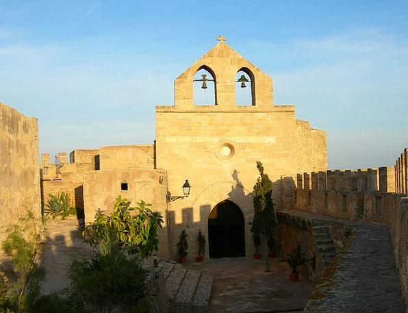 Mallorca Monuments Places Majorca Capdepera Ancien