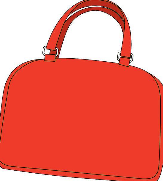 Handbag Bag Prize Red Bloodshot Purse Fashionable