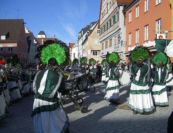 Guggamusik Hausemer Carnival Festival Memmingen
