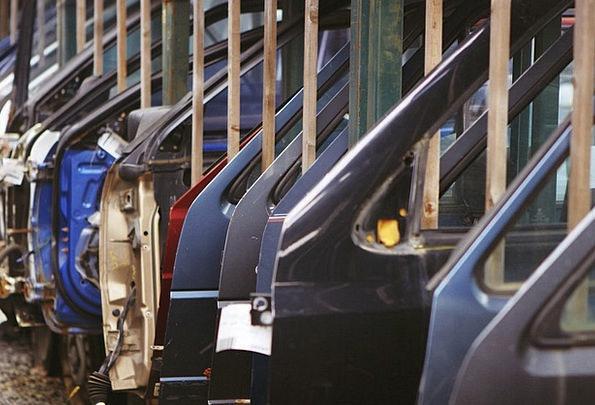 Car Doors Craft Manufacturing Industry Automobiles