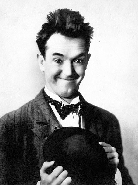 Stan Laurel Performer Comic Witty Actor Motion Pic