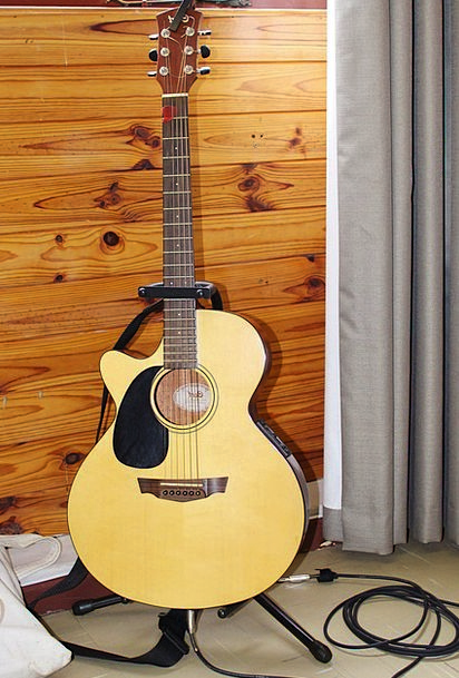 Guitar Melody Musical Instrument Music Strings Cor