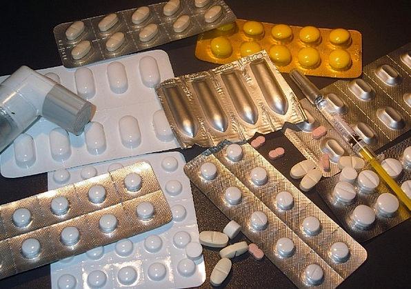 Medical Medicinal Medical Medications Health Table