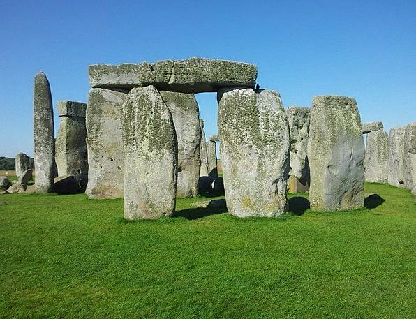Stonehenge Uk England Spiritual Mystical