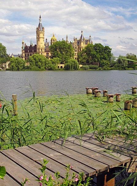 Schwerin Castle Circuit Schwerin Lap See Understan