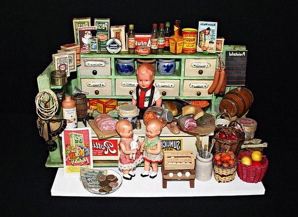Shop Workshop Factually Toys Historically 1940S Gi