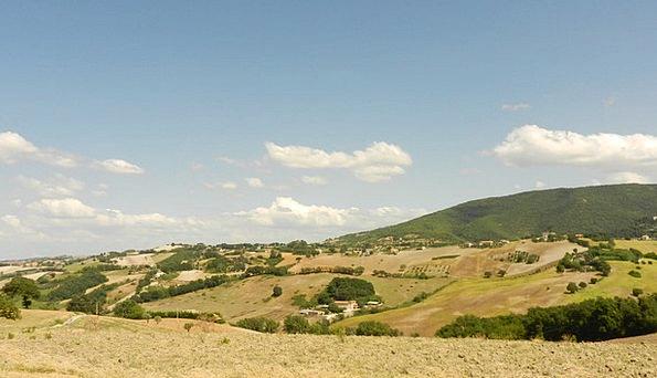 Toscana Landscapes Nature Landscape Scenery Italia