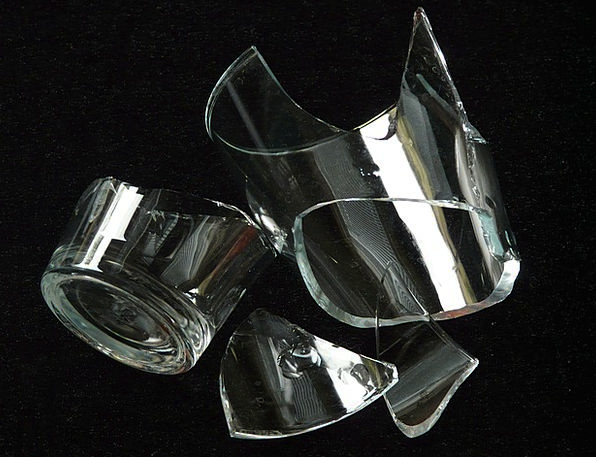 Shard Sliver Glass Cut-glass Broken Glass Sharp Sh
