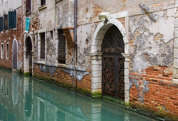 Venice Goalmouth Water Aquatic Goal Input Contribu