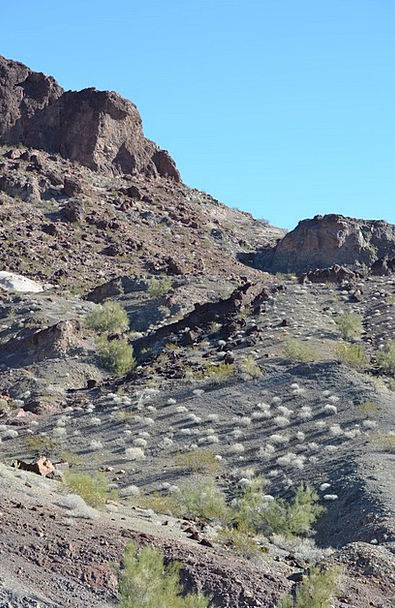 Arizona Picturesque Desert Reward Scenic