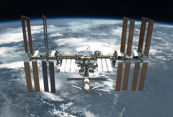 International Space Station Space Travel Iss Forwa