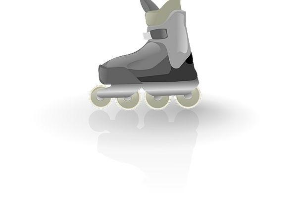 Rollerskating Breaker Skate Skateboard Roller Youn
