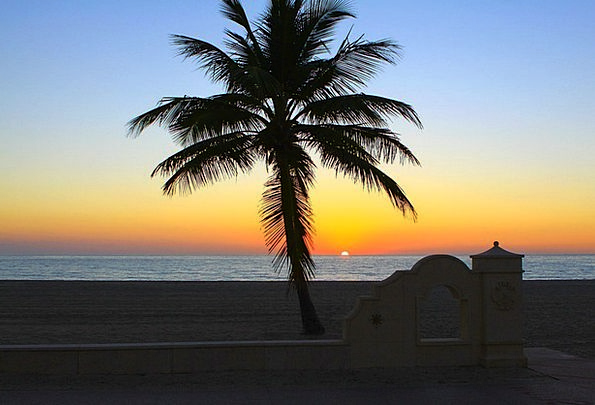 Sunrise Vacation Beginning Travel Daybreak Dawn Pa