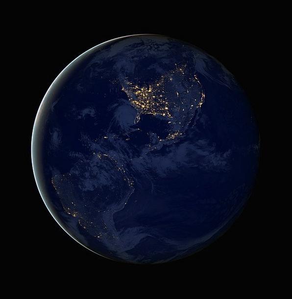Earth Soil Globe Sphere Americas City Cities Metro