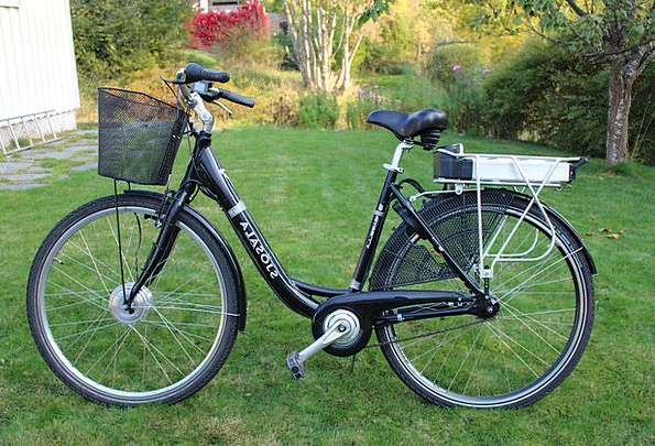 Electric Electronic Electric Bike Women'S Bicycle
