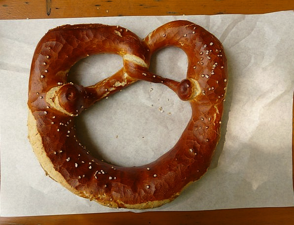 Pretzel Drink Pies Food Pastry Form Pastries Delic