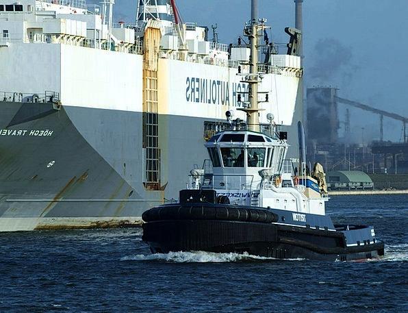 Tug Yank Craft Industry Schleppdampfer Coast Guard