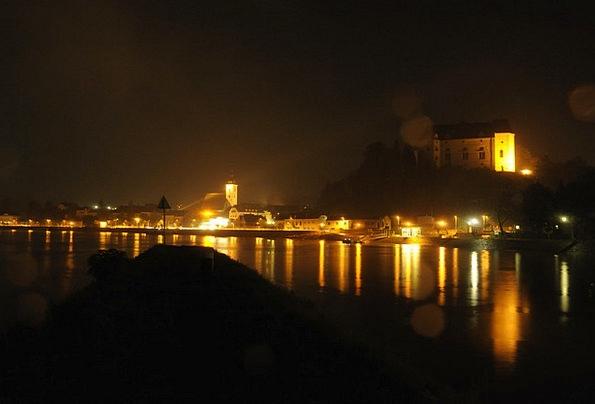 Grein Water Aquatic Danube Upper Austria River Str
