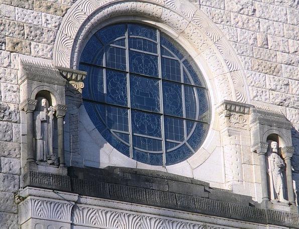 Church Ecclesiastical Figurines Building Structure