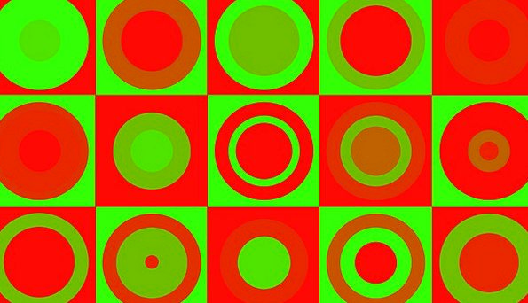 Red Bloodshot Textures Lime Backgrounds Christmas