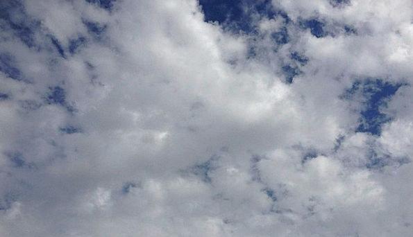 Clouds Vapors Textures Azure Backgrounds Backgroun