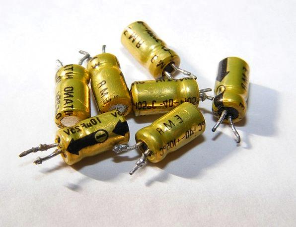 Aluminum Lid Capacitors Cap Celsius Temperature De
