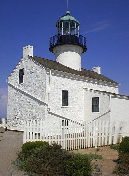 Point Loma Nautical Maritime Light House