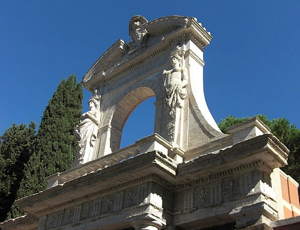 Rome Buildings Architecture Historically Factually