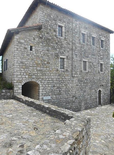 Albania Buildings Household Architecture Window Ga
