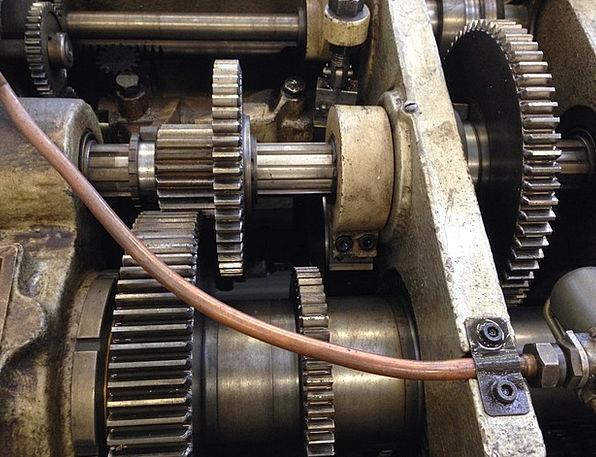 Machine Mechanism Paraphernalia Motor Motorized Ge