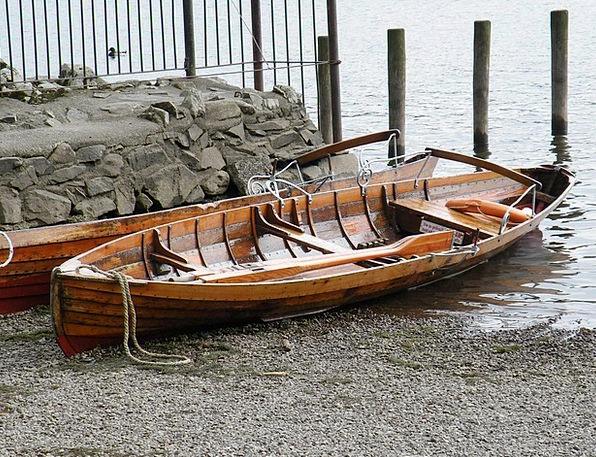 Boat Ship Paddling Lake Freshwater Rowing Water Aq