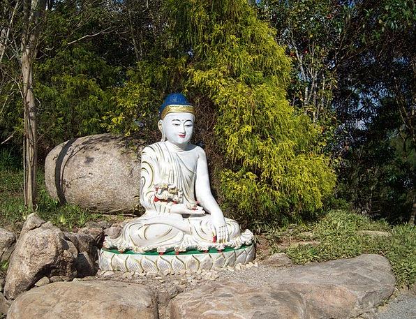 Buddha Sculpture Statue Chinese Buddha Buddhist Te