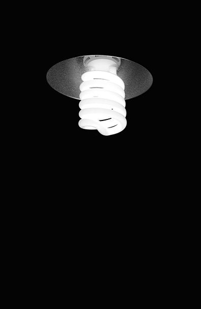 Cfl Twisting Lamp Uplighter Spiral Economical Comp