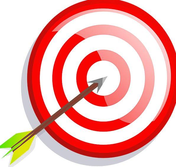 Dart Board Missile Bull'S Eye Target Arrow Rings D