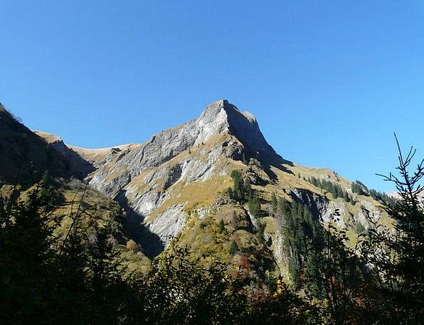 Sky Horn Landscapes Crag Nature Allgäu Mountain Al