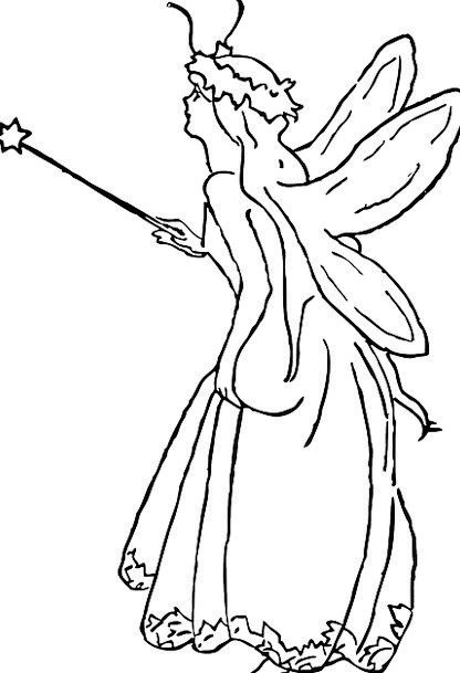 Fairy Pixie Payment Elfin Sylphlike Fee Magic Spri