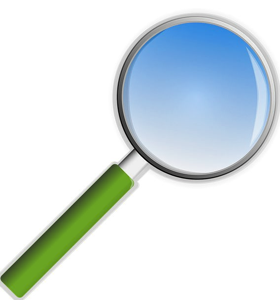 Magnifying Glass Magnifier Magnify Detective Magni