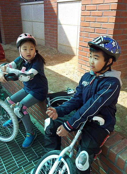 Unicycle Networks Children Broods Friends